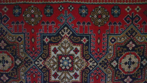 Typical Wall carpet for the Soviet era Live Action