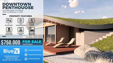 Real Estate Template Plantilla de After Effects