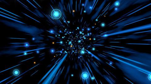 LightSpace016 CG動画素材