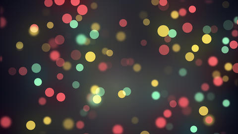 Colorful Dots Animation