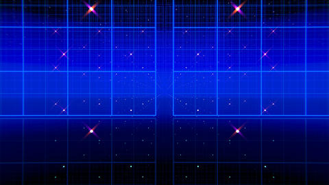 Grid Wall Background Animation