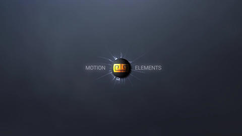 CLEAN CRACKED GLASS LOGO INTRO After Effects Template