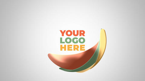 Short Logo Reveal After Effects Template