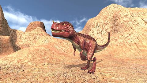 Tyrannosaurus Animation