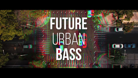Future Urban Bass Premiere Pro Template