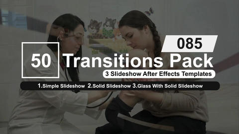 50 Transitions Pack -85 - 1