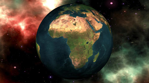Earth Global Warming ConceptTransformation to a Global... Stock Video Footage