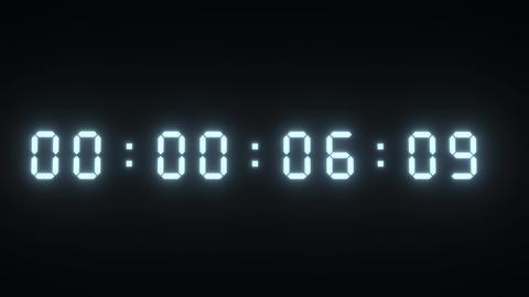 時間 CG動画素材