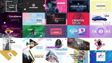Creative Titles - 2