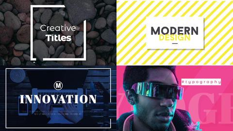 Creative Titles - 3