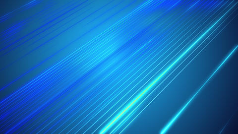 Light blue diagonal lines on a blue background Animation