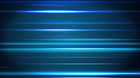 Light blue horizontal lines on a blue background Animation