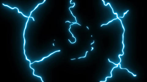 Lightning Elements After Effects Template