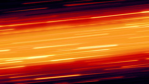 Orange and Red Motion Lines Background Animation