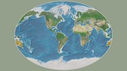 [alt video] Zambia - hub of the world. Satellite