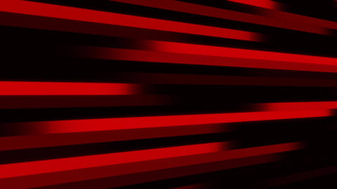 Red Digital Lines VJ Loop Abstract Motion Background Animation