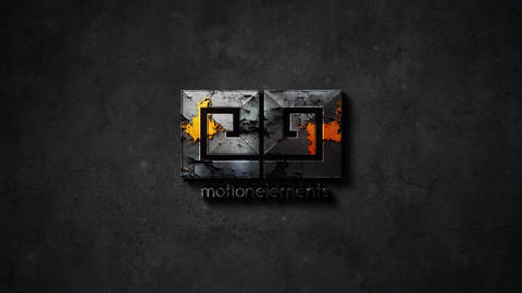 CRACKED LOGO INTRO After Effects Template