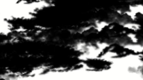 Seamless Cloud 4 GIF