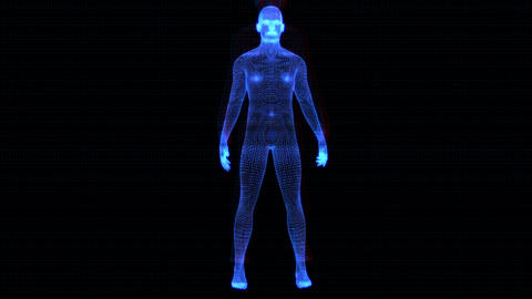 Holographic Androids Pack 2 0