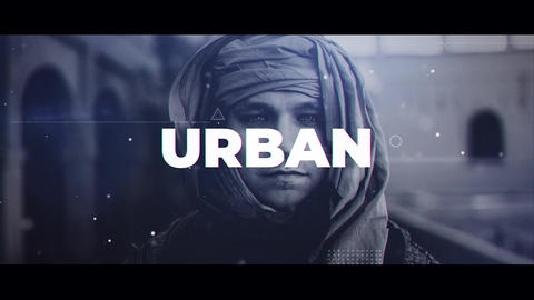 Urban Upbeat After Effects Template