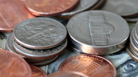 Money Series Stock Video Footage