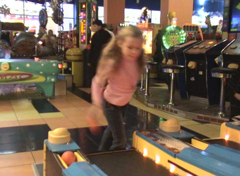 Amusement and gaming machines Footage
