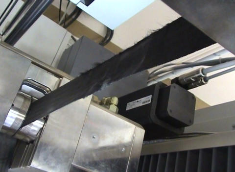 Breaking Machine Footage
