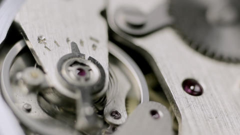 Turning watch mechanism ビデオ