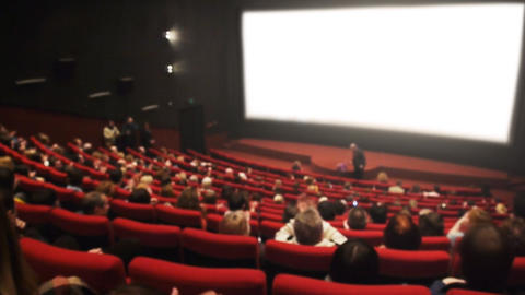 Premiere Of Your Movie 2 stock footage