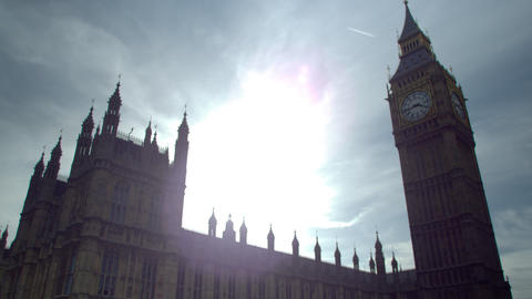 Glistening afternoon by Big Ben Footage
