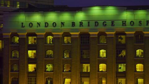 London Bridge Hospital name Footage
