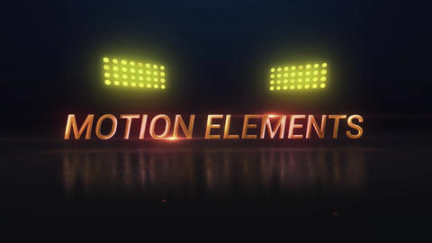 Short Action Trailer After Effects Template