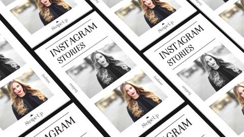 Elegant Instagram Story After Effects Template