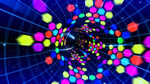 [alt video] Tunnel animation
