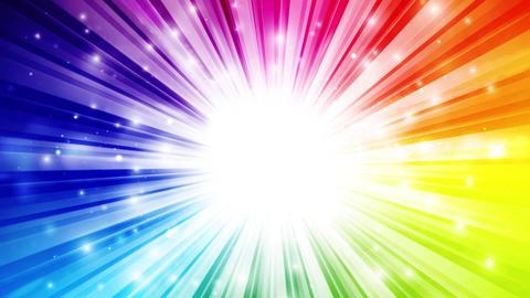 Rainbow Stock Video Footage
