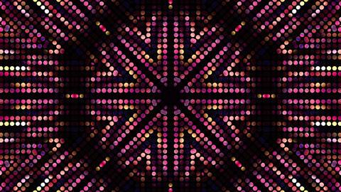 Glitter Back kaleida line Purple 4k Animation