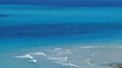 La Pelosa Beach In Sardinia