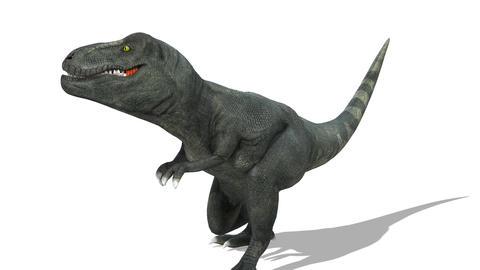 Dinosaur T-REX(Tyrannosaurus) 0