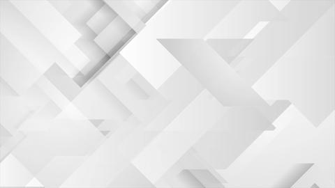 Grey tech minimal motion background Animation