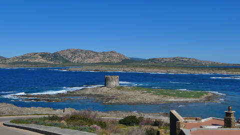 La Pelosa Beach In Sardinia 1