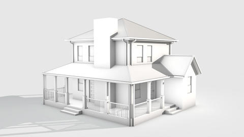 House Background Animation