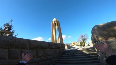 Abu Ali Sina tomb Footage