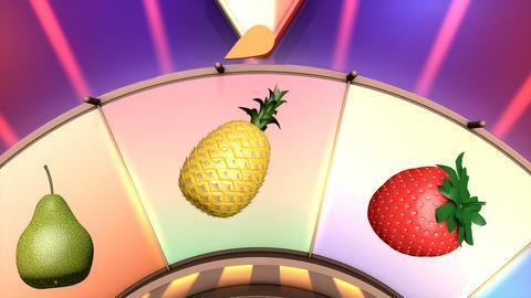 Children video animation, Wheel of fruit Mango Live Action