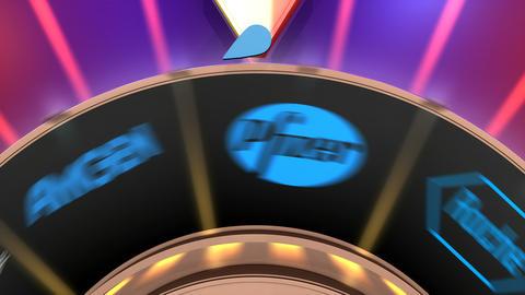 Editorial Game wheel GlaxoSmithKlein Live Action