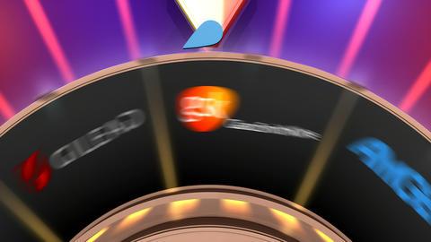 Editorial Game wheel Novartis Live Action