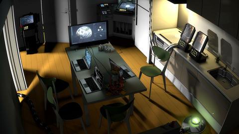 Operating base, Command center V4 Footage