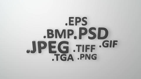 Graphic computer image formats Animation