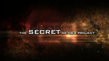 The Secret After Effects Project