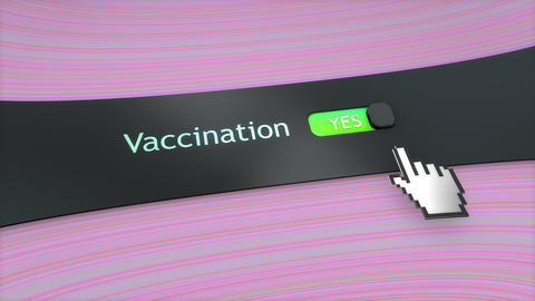 Application setting Vaccination Live Action