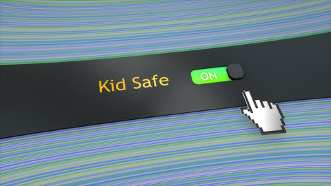 Application setting Kid safe Footage
